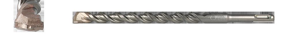 Высокоскоростной бур для бетона и арматуры BIONIC PRO SDS-PLUS